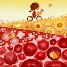 Flower Farm by Joey Chou