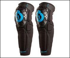 661 Rage Hard Knee/Shin Guards at BlueSkyCycling.com