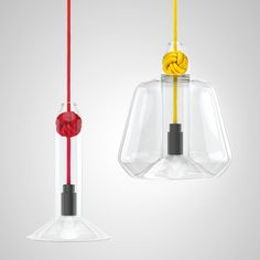 Large Knot Pendant Lamp - VITAMIN