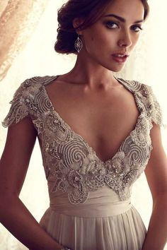 Wedding Dresses: Anna Campbell Gossamer Collection - Aisle PerfectAisle Perfect