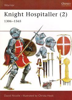 Osprey Knight Hospitaller (2) 1306-1565
