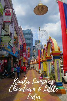 Kuala Lumpurs Chinatown und Little India - Der Trubel Hong Kongs und der Duft Bombays, Kuala Lumpur, Malaysia Kuala Lumpur, Taiwan, Vietnam, Malaysia Travel, Paros, Photo Studio, Hong Kong, Times Square, Travel Tips