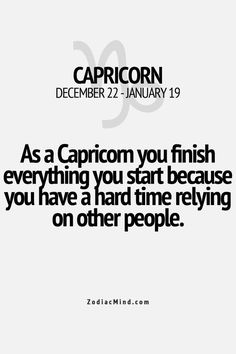 11 Capricorn Quotes & Sayings that Describe Most