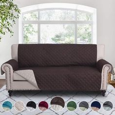 The Best Couch Covers for Pets Review - Rescue Best Sectional Couch Cover, Xl Sofa, Loveseat Covers, Loveseat Slipcovers, Furniture Slipcovers, Futon Sofa, Furniture Covers, Cushions On Sofa, Pet Furniture