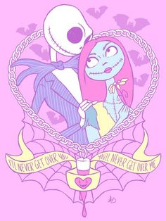 Image result for jack and sally half