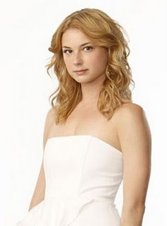 "I admire Emily VanCamp's talent on the show ""Revenge"" as ""Emily Thorne/Amanda Clarke""...she's soooo vindictive & vicious - but for a good, justifiable reason!  Her eyes pierce through one's soul - perfect actress for the job! <3"