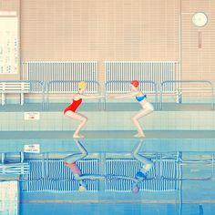 Mária Švarbová | Swimm and Swimming Pool