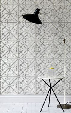 Maze Layered Tile by Spinneybeck