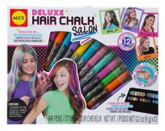 ALEX Spa Deluxe Hair Chalk Salon ** Check out this great image @