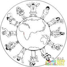 23 Nisan Ile Ilgili Mandala