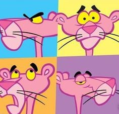 Pink Panther - The Pink Panther is a series of comedy films featuring an inept French police detective, Inspector Jacques Clouseau. The series began with the release of The Pink Panther (1963). The role was originated by, and is most closely associated with, Peter Sellers.