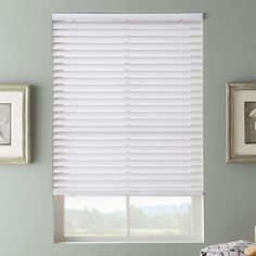 1 12 Cordless Faux Wood Blinds Faux wood blinds
