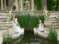 Step into a magical secret garden within the walls of Villa Bologna. Its history along with the orange groves, dolphin pond and fountains create an atmosphere of a bygone era oozing charm and genuine period features. Orange Grove, Fairytale Weddings, Bologna, Malta, Big Day, Pond, Fine Art, Period, Gardens
