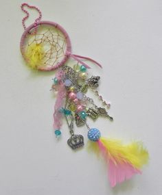 Special Edition Dream Catcher Car Charm by SealedWithAKiss5891, $14.00
