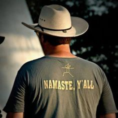 Nameste, Y'all So well said!