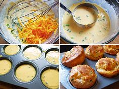Cooking Weekends: Savory Cheese Popovers; Daring Bakers Challenge, February 2012. Yummy! Need to buy a pop over pan