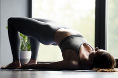 6 Best Yoga Moves to Build Muscle Glute Medius, Umbilical Hernia, Hip Mobility, Ankle Pain, Libido, Glute Bridge, Bridge Pose, Training Schedule, Thighs