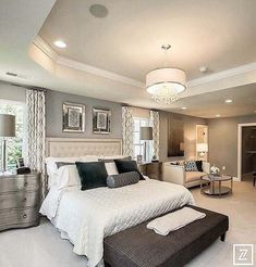 Ideas for the Master Bedroom Decor