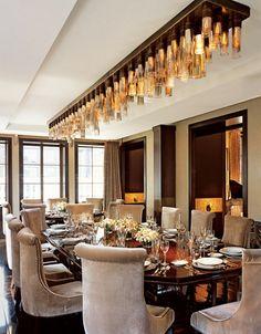 bA Manhattan penthouse by designer Charles Allem/b