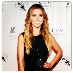 The #beautiful @audrinapatridge at the #gemawards2014 tonight