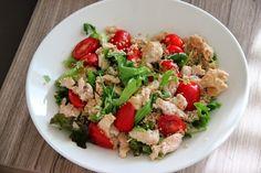 Go Eve Go: Super-kvinoa