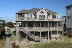 AVON Vacation Rentals | Dream Catcher - Oceanfront Outer Banks Rental | 402 - Hatteras Rental