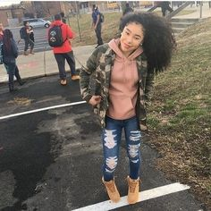 47 Back to School Outfit Ideas for This Winter - fits - School Outfits Highschool Teenage Outfits, Cute Teen Outfits, Teen Fashion Outfits, Swag Outfits, Outfits For Teens, Look Fashion, Casual Outfits, Fashion Clothes, Outfits 2016