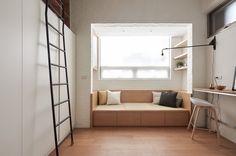 Galería de Apartamento de 22 m2 en Taiwan / A Little Design - 5