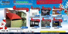 DICIEMBRE DE PROMOCIONES Y DESCUENTOS todos nuestros materiales y manufacturas http://maplasa-marketing.com/_eme_viewonline?k=6378fe77d2&e=spot_creativo@yahoo.com.mx&m=334 Tel:+52(614) 410-5822