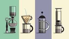 Your short, essential guide to the coolest coffee-making methods available.  Brewed with love by the caring (and caffeinated) &Orange Motion Design team. Happy…