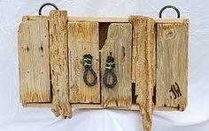 driftwood furniture cabinet