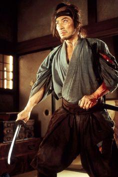 The Blind Ninja           - Hiroyuki Sanada was born in Tokyo. Originally...