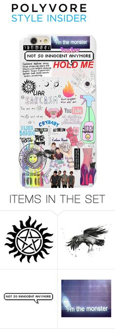 """""""I may be weird, but at least I'm real"""" by prettylies-uglyface ❤ liked on Polyvore featuring art, contestentry and PVStyleInsiderContest"""