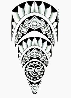 Tattoo Maori e Tribal só as top mlk Maori Tattoos, Tattoo Maori Perna, Hawaiianisches Tattoo, Tribal Arm Tattoos, Tattoo Motive, Calf Tattoo, Leg Tattoos, Sleeve Tattoos, Tattoos For Guys
