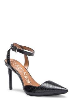 7149c2495de99 Raffaela Ankle Strap Pump (Women)