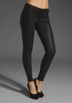 CURRENT/ELLIOTT  The Ankle Leather Skinny    $847.00