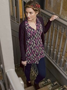 Feel comfortable, warm and stylish in women's knitwear at White Stuff. From light cardis to cashmere, wool cosy clothes, browse here. White Stuff, Tunics, Stylish, My Style, Board, How To Wear, Shirts, Accessories, Clothes
