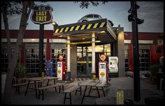 Last exit Dubai lll - null