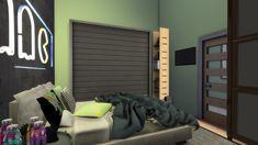 ROOMMATE'S BEDROOM