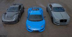 W nowym roku wracamy z nie lada dylematem! Szerokie Ferrari, szerokie Lamborghini czy może.. szeroki Rolls-Royce? Który N-Largo podoba się Wam najbardziej? Jedno jest pewne - każdy z nich jest niesamowity i każdy może powstać w GranSport 😎 Zostawiamy Was z tym wyborem i szykujemy kolejne realizacje o których więcej już wkrótce! 👌 GranSport - Luxury Tuning & Concierge Oficjalny Dealer NOVITEC GROUP http://gransport.pl/index.php/novitec.html