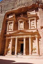 petra (jordanie) beau souvenir