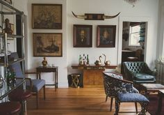 The gorgeous showroom of Etsy sellers Homestead Seattle.