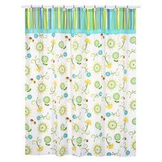 Shower Curtains (For daughter) on Pinterest