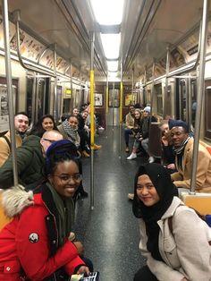 """Riding the subway Fashion Marketing, New York Travel, Location History, Insight, Trips, Creativity, University, Nyc, Shit Happens"