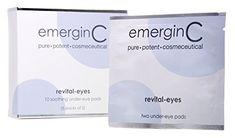 emerginC – Revital-Eyes Mask, Puffy Eye Treatment (5 Sets of 2) Review