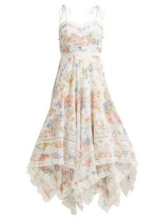 Chic Zimmermann Bowie floral-print scarf dress Womens Dresses from top store Scarf Dress, Boho Dress, Dress Up, Casual Dresses, Fashion Dresses, Summer Dresses, Maxi Dresses, Floral Dresses, Resort Wear Dresses