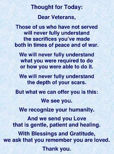 Top <b>Veterans Day Poems</b> For Young Children