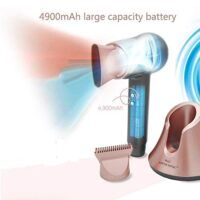 Luz Led, Hair Dryer, Personal Care, Beauty, Long Hair, Self Care, Personal Hygiene, Dryer, Beauty Illustration