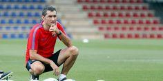 Valverde: Sangat Sulit Untuk Jadikan Barca ke Lebih Baik Lagi