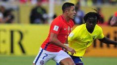 Chile tiene horarios para duelos ante Colombia y Uruguay - Chilevision